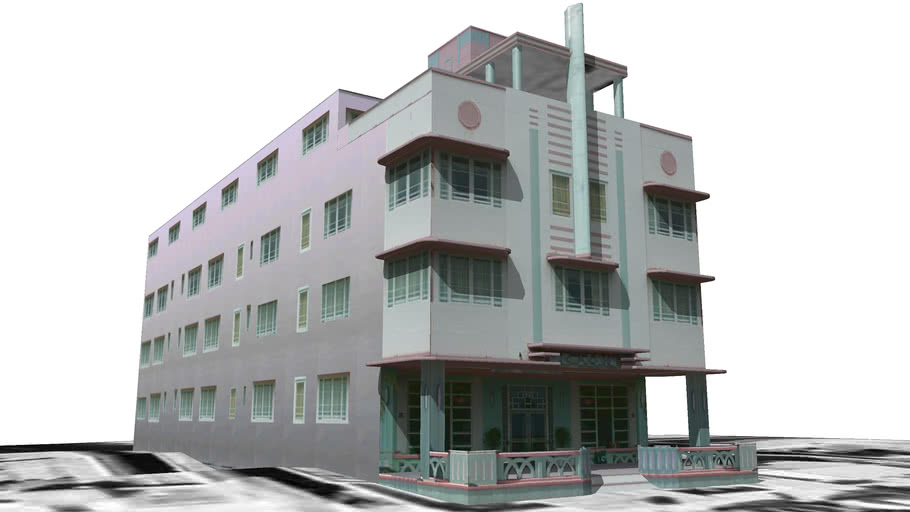 The McAlpin Hotel (ReDo)