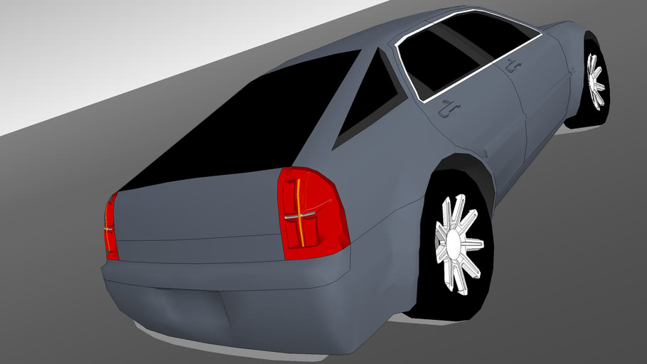 2011 Chrysler 300 Touring (FICTIONAL)