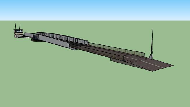 Pont tournant de Colombelles