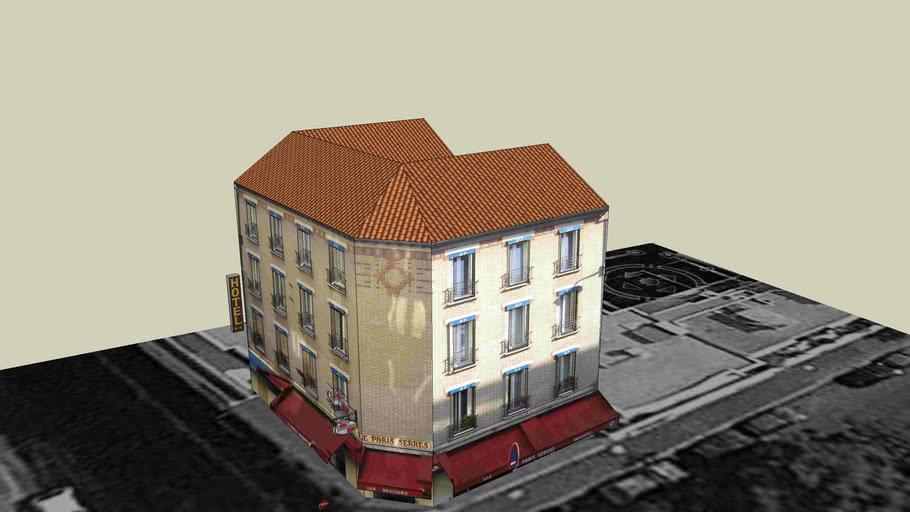 Hotel Olivier de Serres