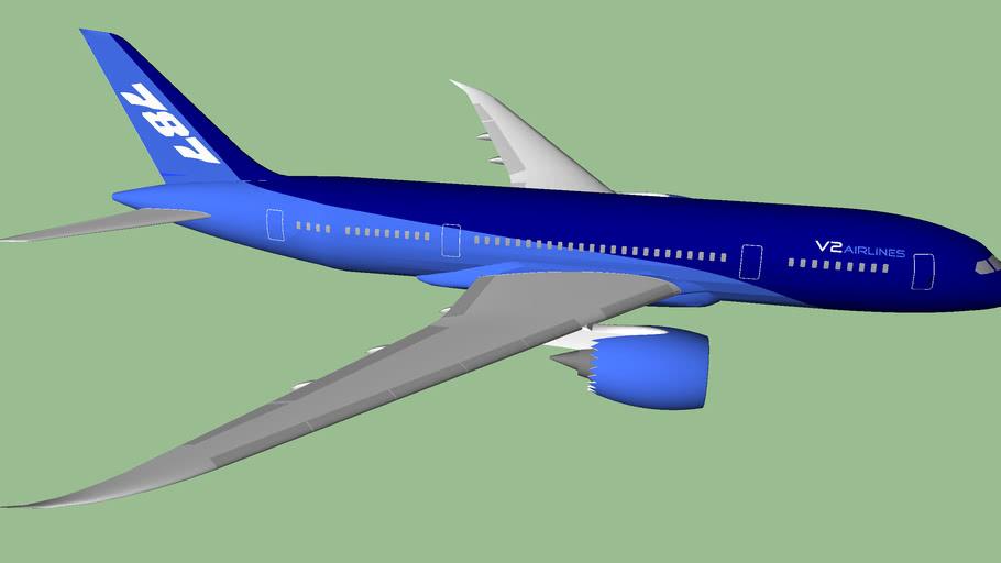 V2 Airlines Boeing 787-8 Dreamliner