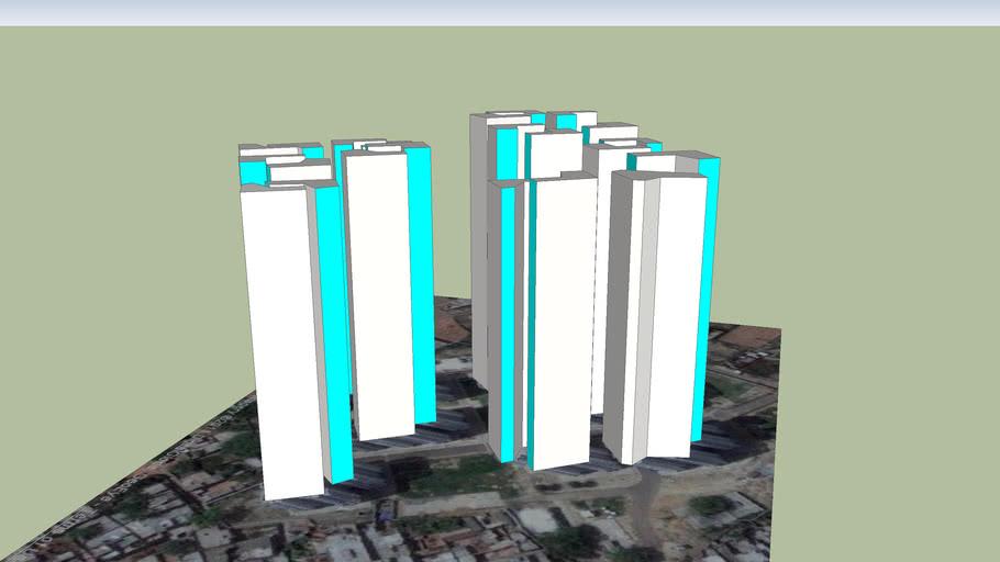Akashganga Towers