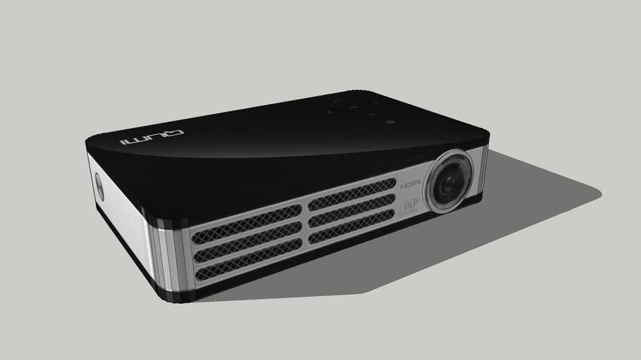 Vivitek Qumi Q5 LED Projector