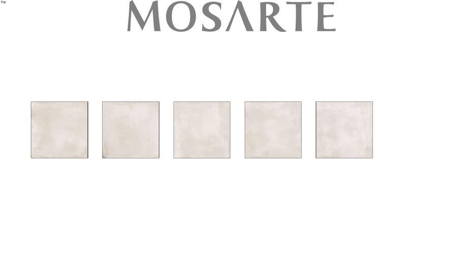 Mosarte Milano White Acetinado 120x120 (472236)