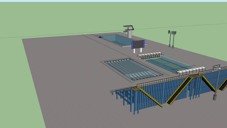 World-Class Aquatics Facility
