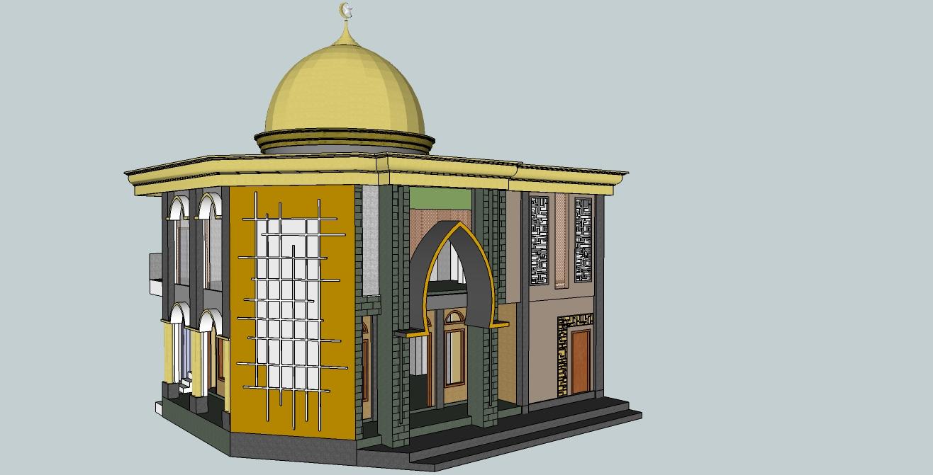 masjid p marmin