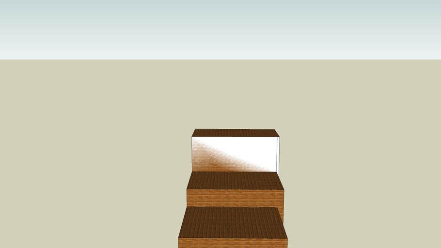 Big step stool