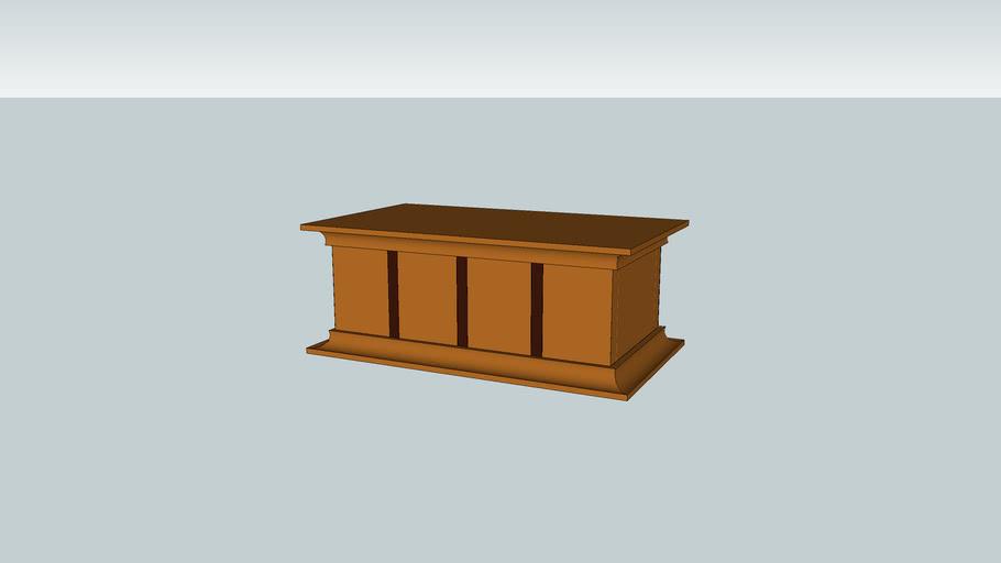 Secret-Compartment Box