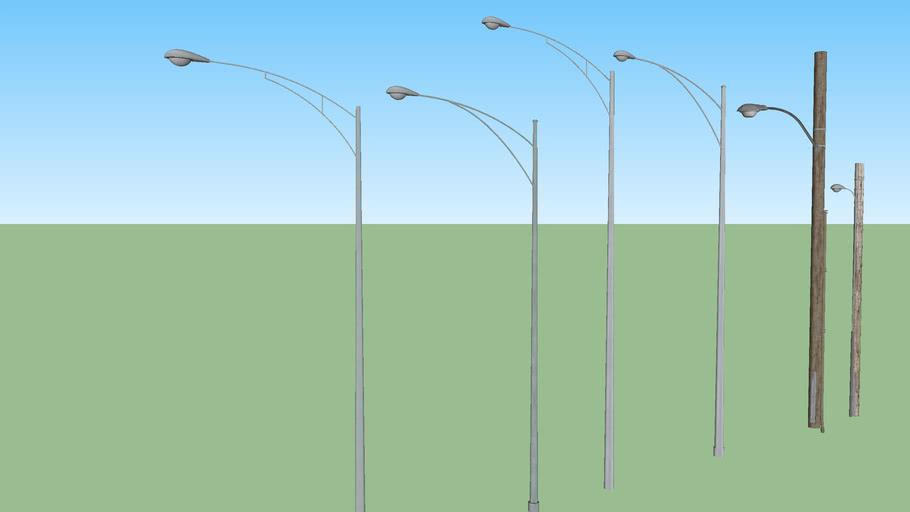 Street light set 3