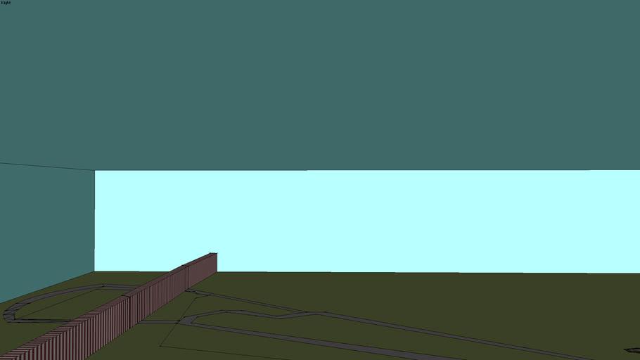 realistic racing track: eelmoor circuit