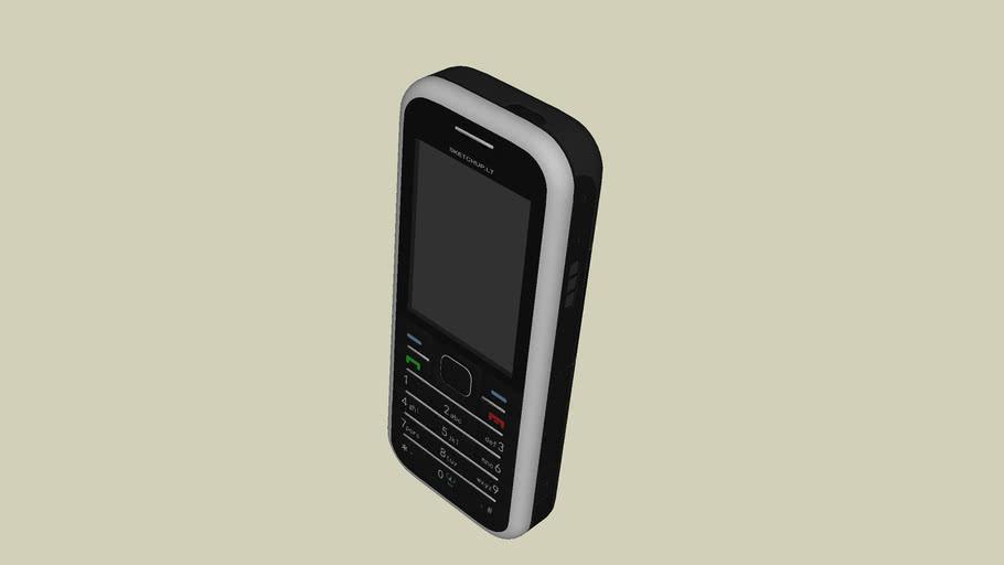 Mobilusis telefonas Nokia 6233