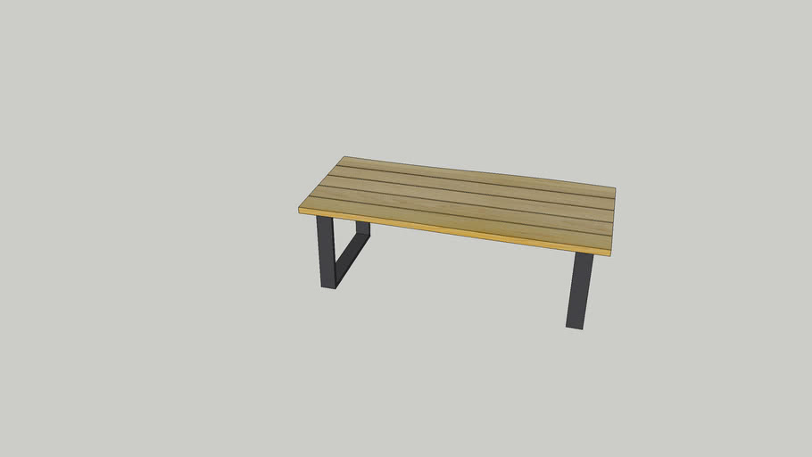 Woodstyle Dinning Table