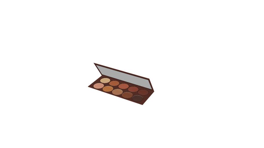 KKW - Matte Cocoa Eyeshadow Palette