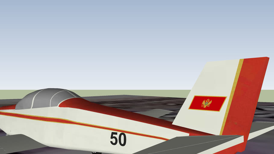 Utva 75 VCG