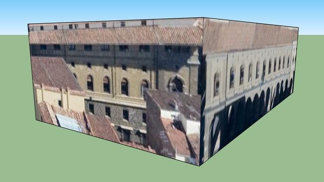 Edificio in Firenze, Italia