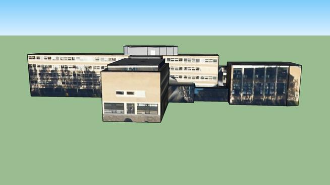 Bâtiment situé 2566 GL La Haye, Pays-Bas