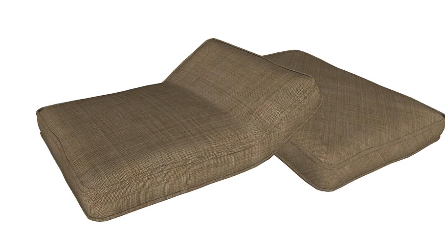 Bent Pillow