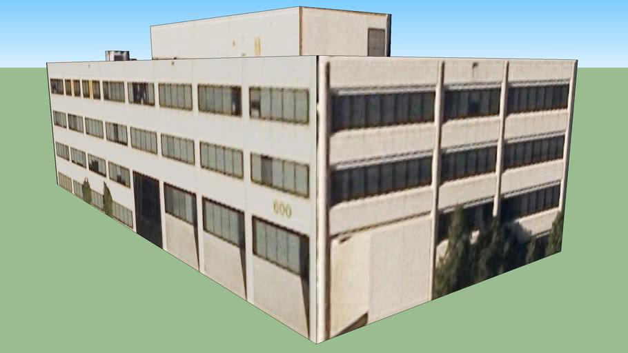 Edificio en Memphis, Tennessee, EEUU