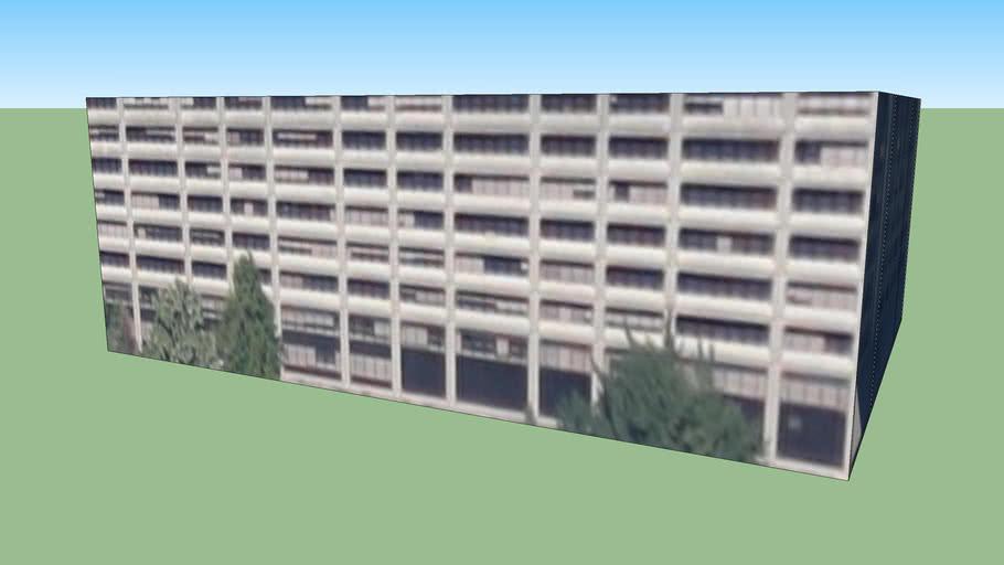 Hôtel des Finances, Genève