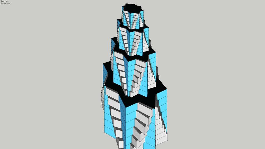 Geo building simple