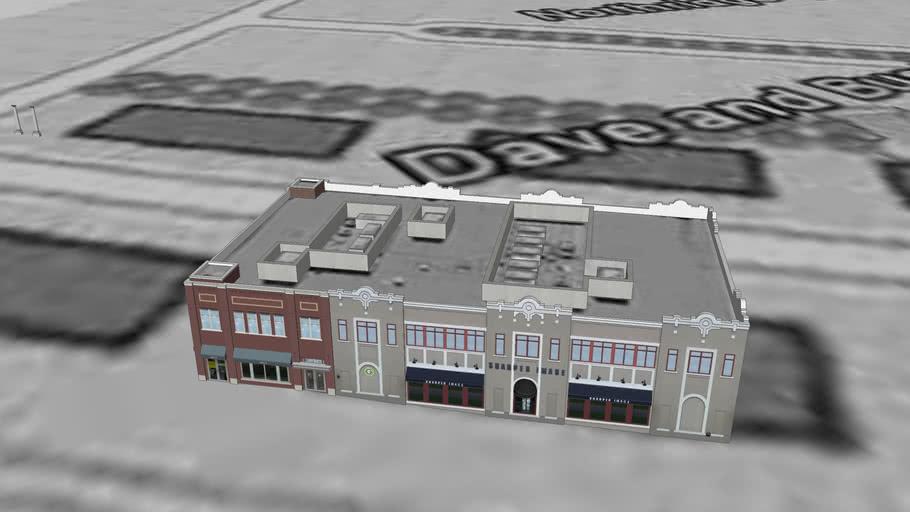 New Northridge Main Street Building #7