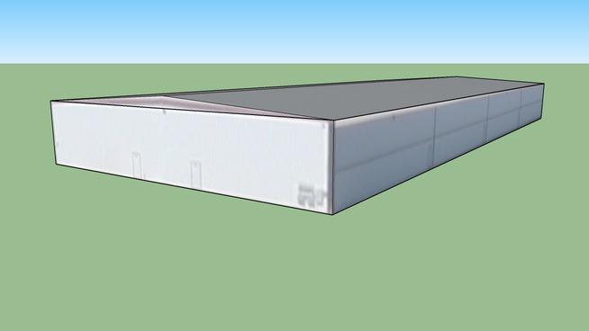 KTRM rental hangars South