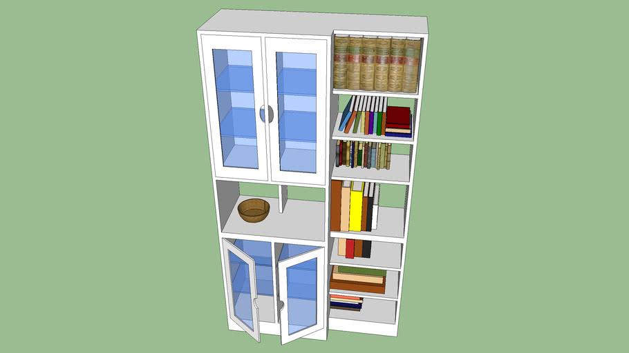 mueble librero 3