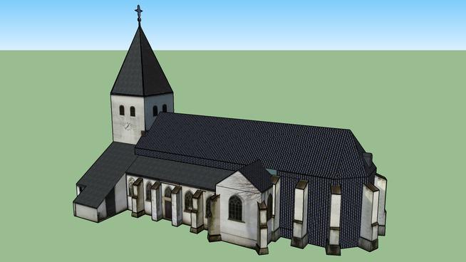 Ev. Kirche Duisburg-Beeck