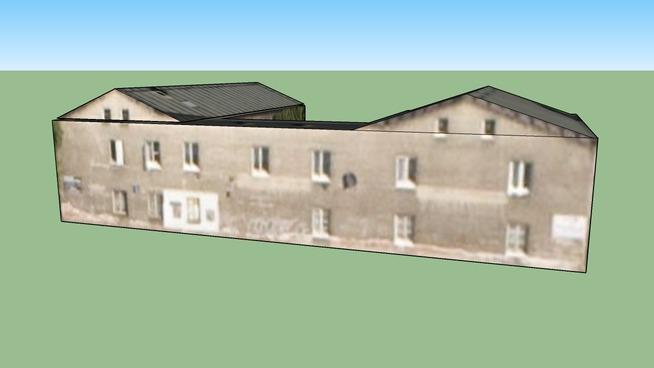 Budynek przy Rakowiecka