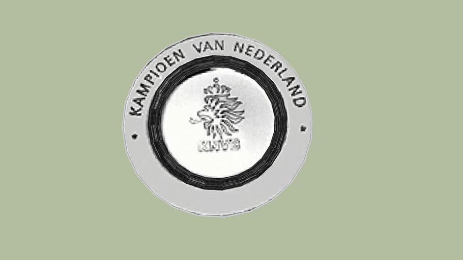 Dutch Eredivisie scale