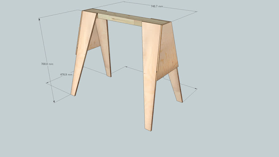 table foot