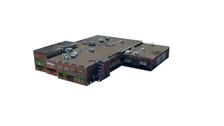 Building in Minneapolis, MN,
