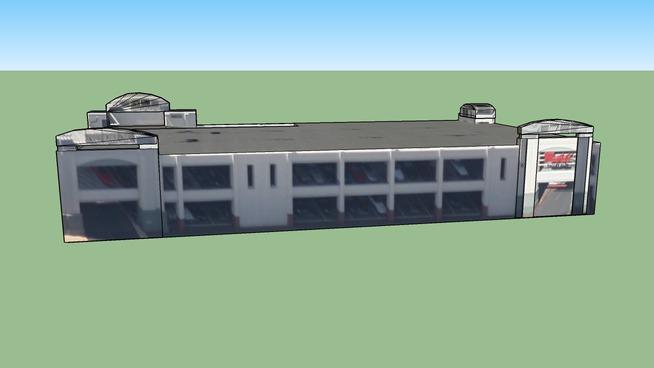 Westfield Valley Fair Parking Structure C
