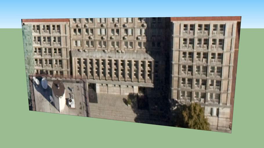 波兰邮政编码: 05的建筑模型