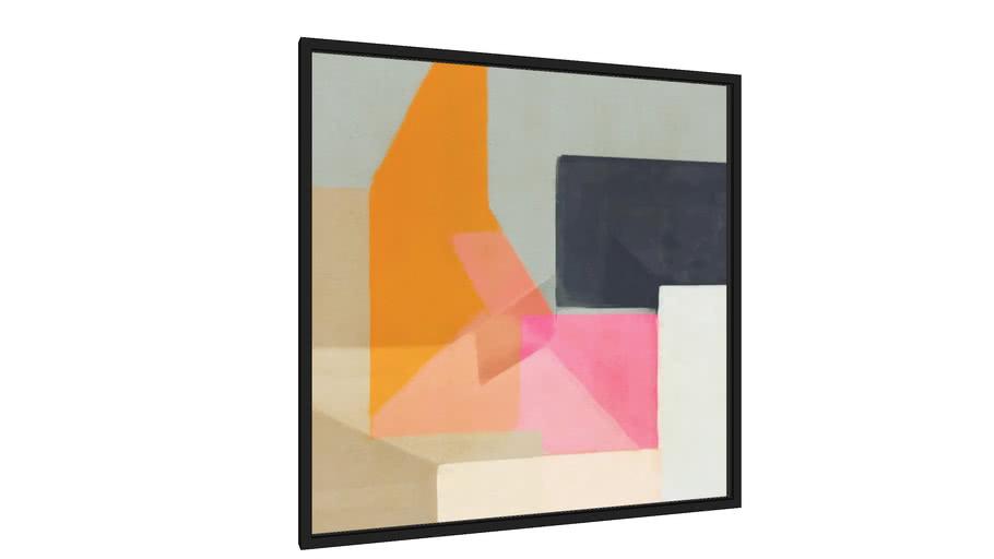 Quadro Colors Bump 4 - Galeria9, por Fernando Vieira