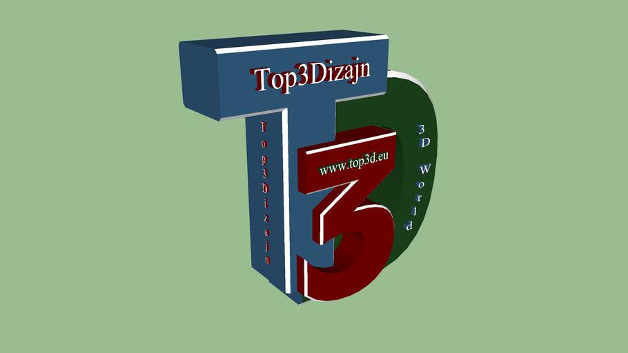 Logo Top Dizajn