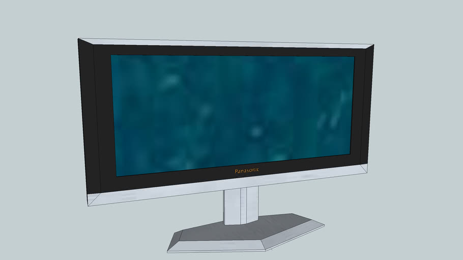 Generic Panasonic LCD TV