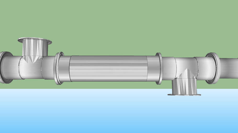 Triclover RIMS Heat Exchanger