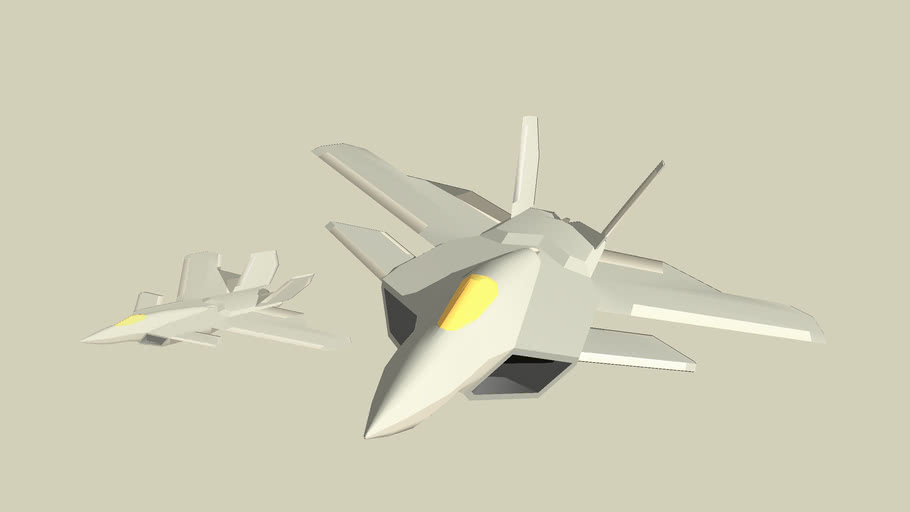 YF89 experimental fighter project