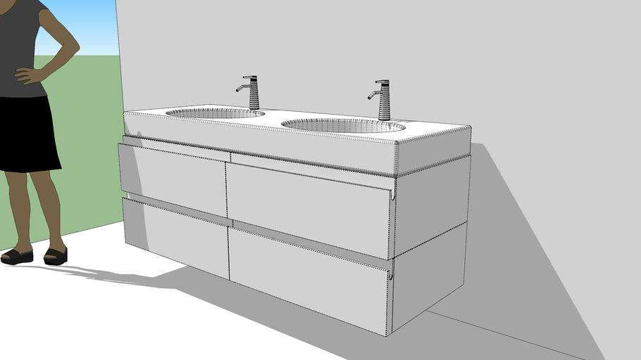 Bathroom Furniture 3d Warehouse, Bathroom Cabinet Warehouse