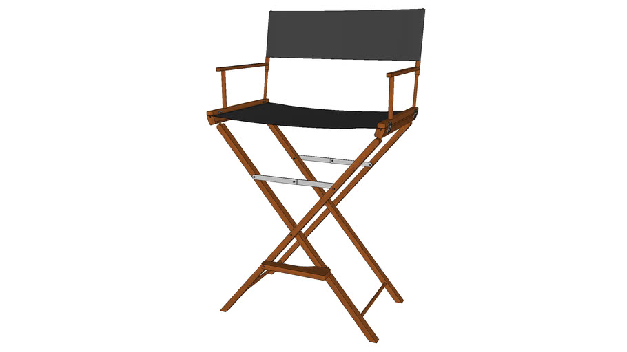 Director's Chair - Detailed