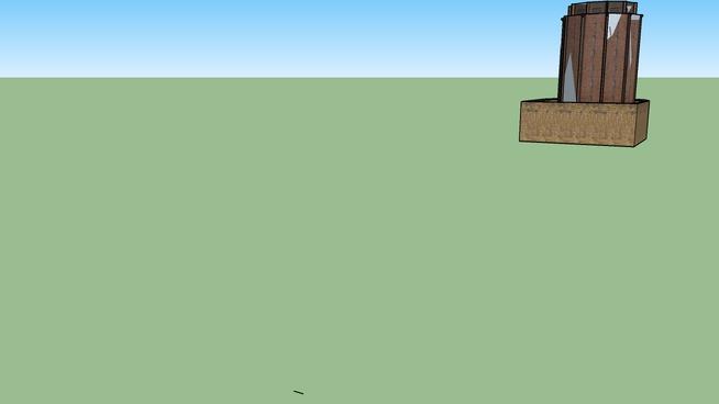 Wasserturm Süd - Halle Saale