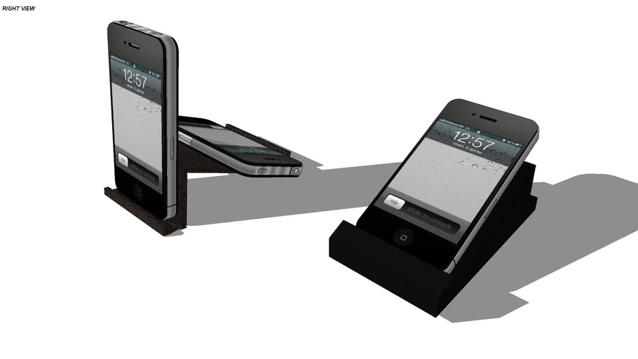 DockStations for IPhone 4