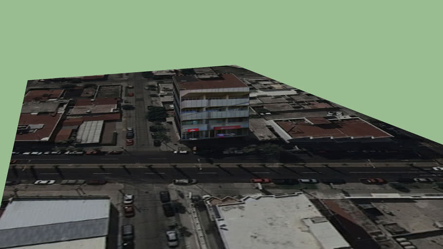 Edificio Aguascalientes