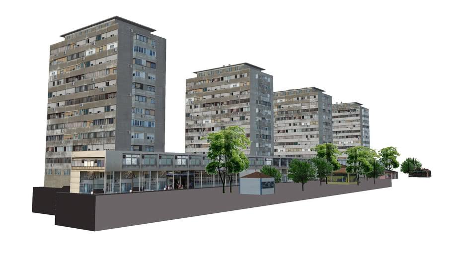 Soliteri u Ruzveltovoj ulici, Beograd