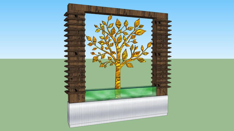 Golden Tree - Screen