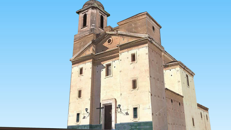 Iglesia de San Sebastián (Pinos del Valle)