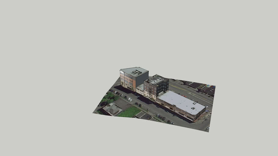 Building complex in Tacoma's Stadium District