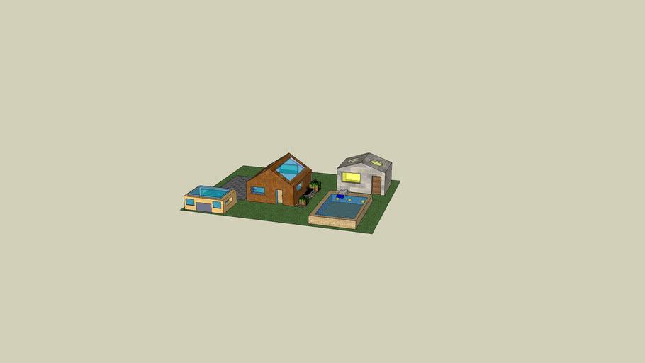 het huis van mij