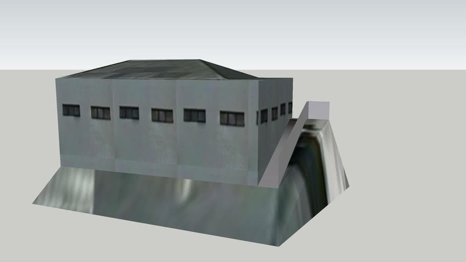 Edificio Hiran Rolin Lamas - Bloco Horizontal - anexo